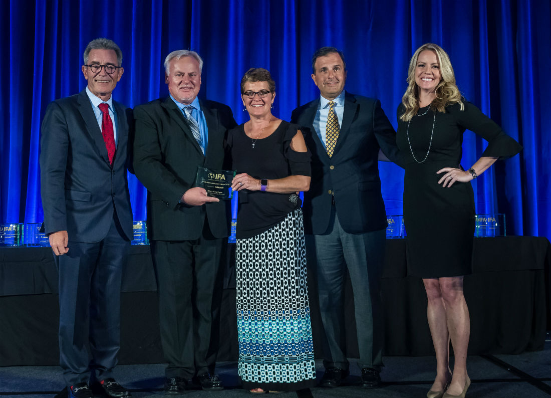 2018 Franchisees of the Year