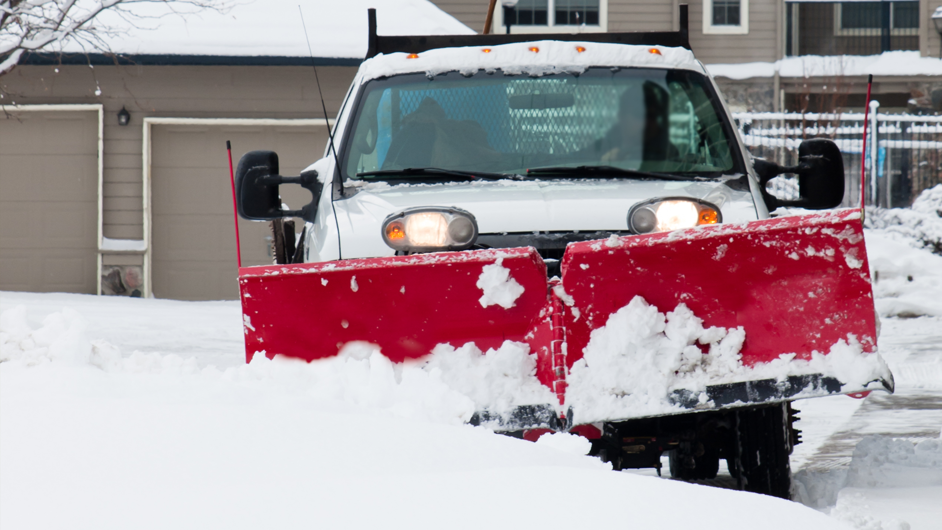Servant Systems - Cloud Based Home Service Franchise - Snow Removal