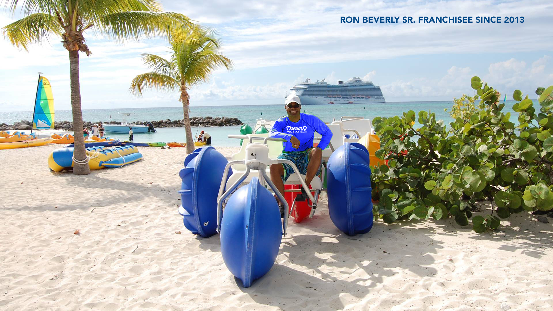Dream Vacations Ron Beverly