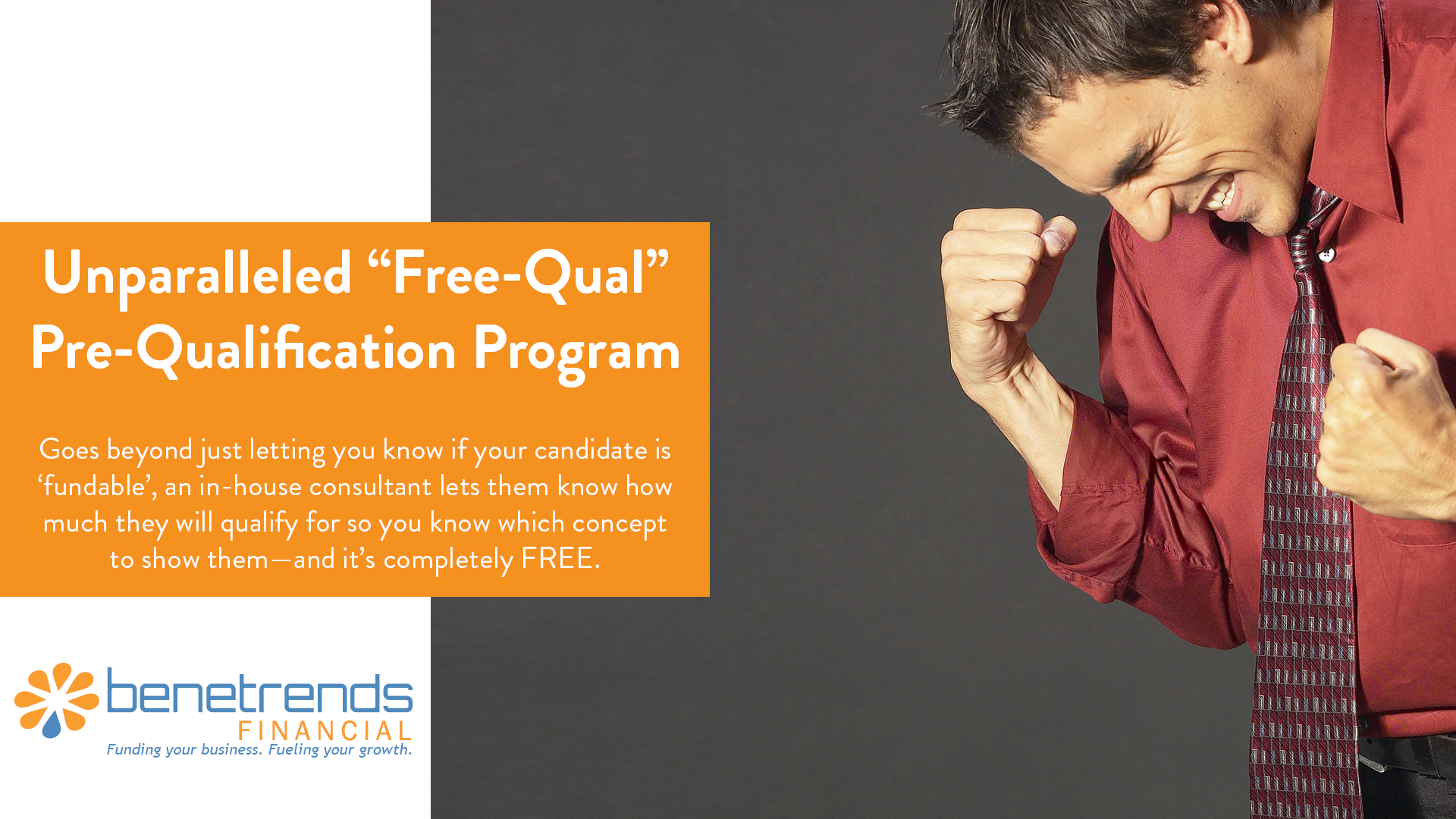 Benetrends Financial Pre-Qualification Program