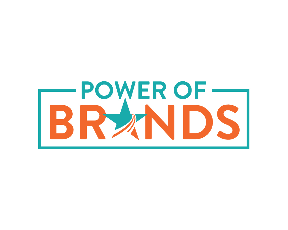 power of brands logo