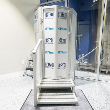 iCRYO Cryotherapy   IFA